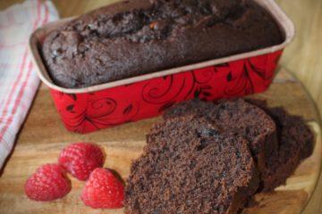 Donkere Chocoladecake
