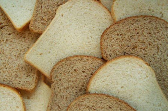 witbrood en bruinbrood