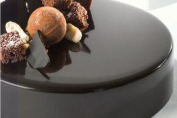 Dark Chocolate Glaze