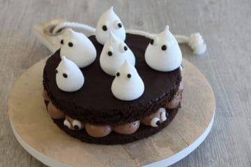Halloween Spooky Pie