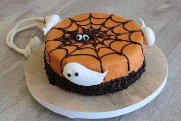 Halloween Spider Pie