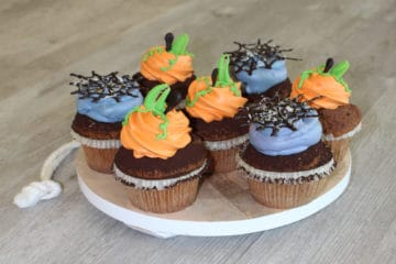 Halloween Scary Muffins