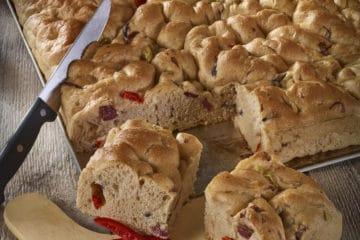 Plaatbrood Italiaans