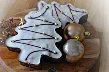 Christmas Carol Cake