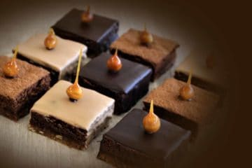 Herfst Brownies