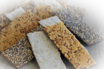 Teff Crackers