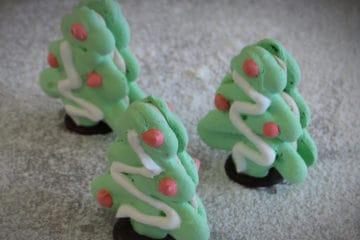 Kerst Schuimboompjes