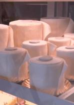 WC Papier-gebak!