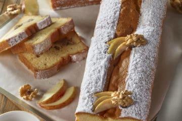 Cake to Go – Apfelstrüdelcake