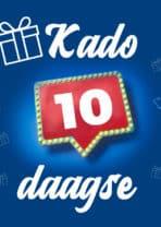 Doe mee met de Bakels Kado 10 daagse !